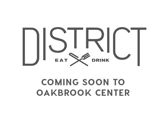 The District at Oakbrook Center Coming Holiday 2016